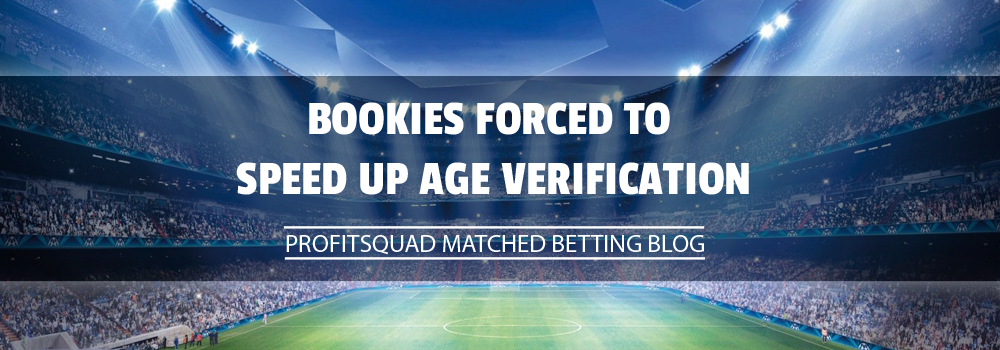 Bookies Forced To Speed Up Age Verification