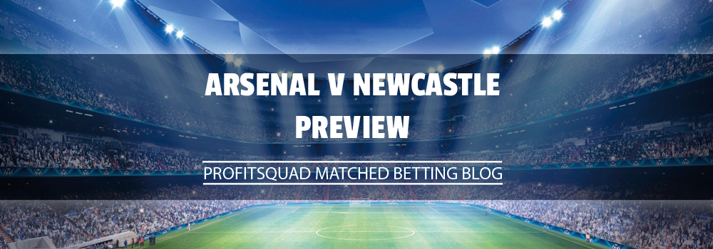 Arsenal v Newcastle Preview