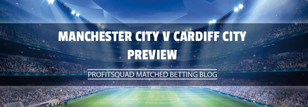 Manchester City v Cardiff City Preview