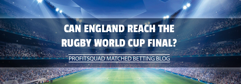 Can England Reach The Rugby World Cup Final?