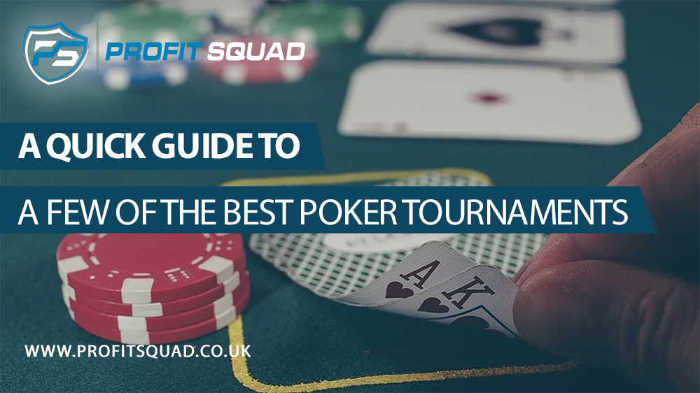 poker tournament guide