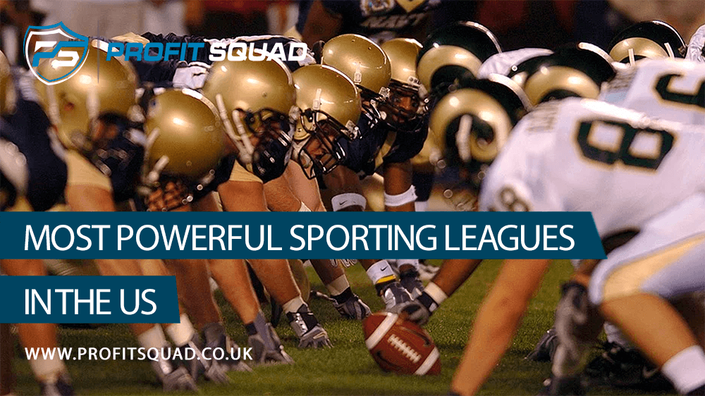 the most powerful sporting leagues in the us