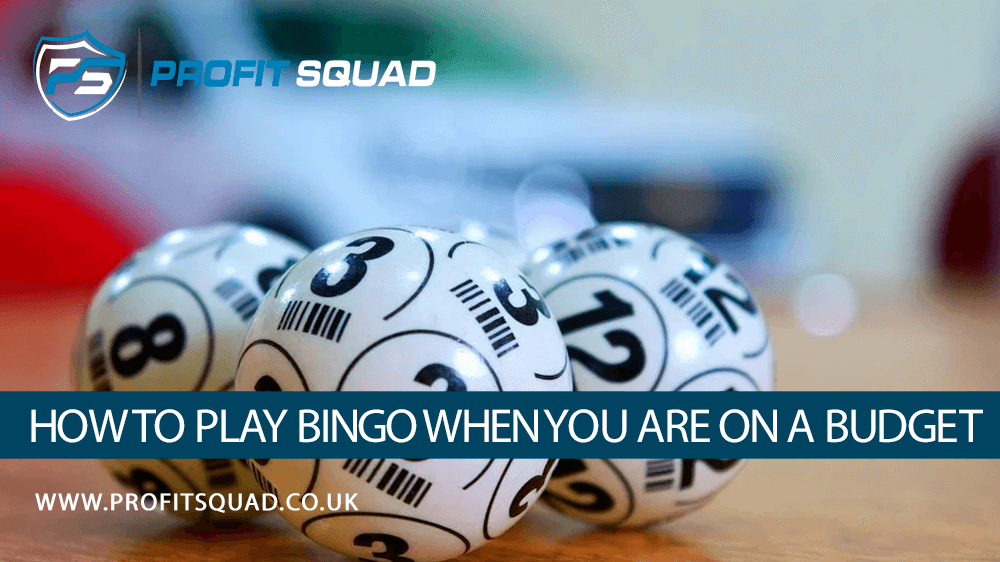 How To Play Bingo When You Are On A Budget