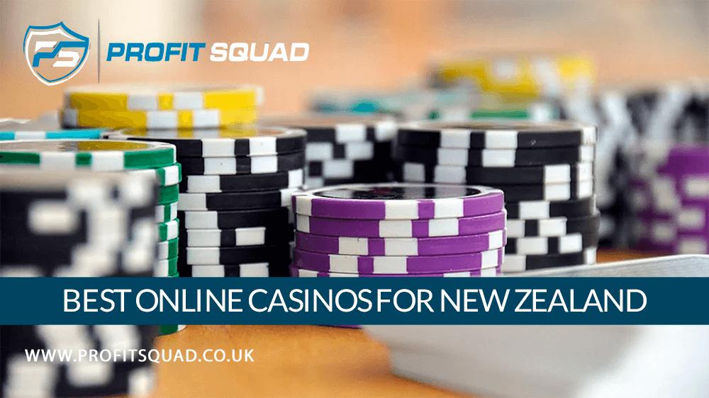 Best Online Casinos for New Zealand