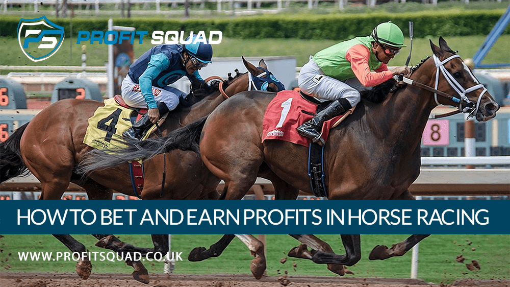 How to Bet and Earn Profits in Horse Racing